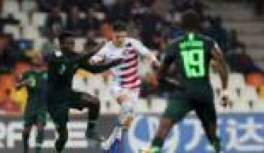 USA defeat Nigeria in FIFA U20 World Cup