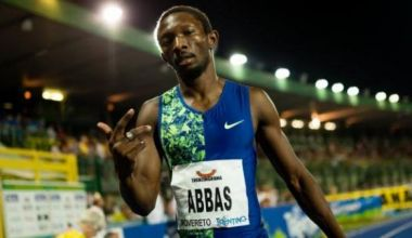 Nigeria 'struggles to handle its athletic talents' - Abbas A. Abass