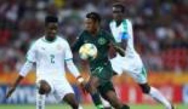 Senegal knock Nigeria out of FIFA U-20 World Cup