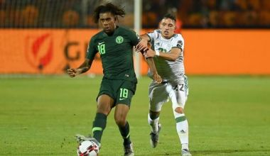 Africa Cup of Nations: Nigeria left stunned by Sierra Leone fightback