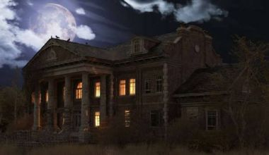 Real-estate company specialises in haunted and other 'stigmatised' properties