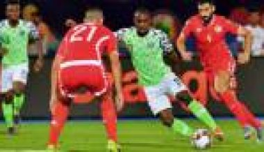 Nigeria grab bronze in 2019 AFCON