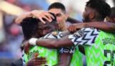 Algeria defeat Nigeria, qualify for AFCON 2019 final