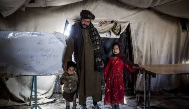 Afghans are selling their children to pay debt, survive