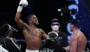 Anthony Joshua knocks out Kubrat Pulev, retains world heavyweight title
