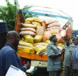 Customs seizes smuggled rice, cars, clothes in 3 North Central states