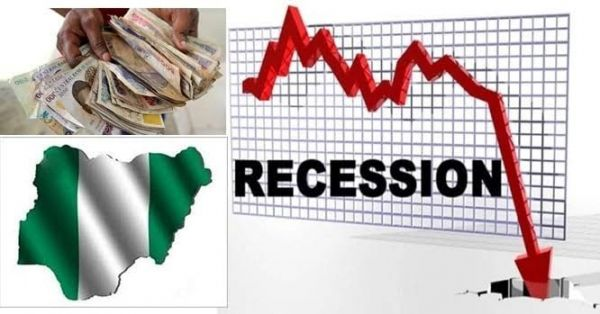 Nigeria falls into economic recession, second time in 4 years