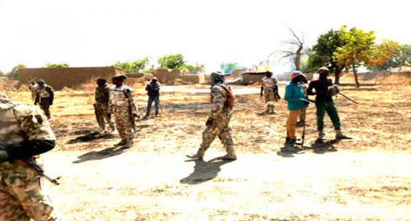 Gunmen invade military base in Niger state, kill 5 solders, Mopol, 7 others