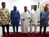 Southeast govs plead with Buhari over airport closure, herdsmen