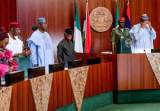 What Buhari told ministers at valedictory FEC meeting