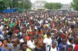 Weah's popularity wanes as thousands protest in Liberia against poverty, corruption