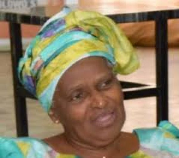Awolowo's eldest daughter, Tola Oyediran, is dead