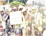 Motorcyclists protest ill treatment by employers in Ibadan