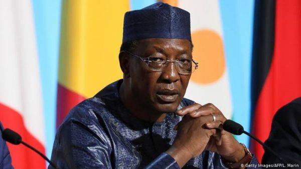 Chad's president, Idriss Deby, killed as military takes over