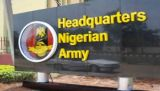 Military to Nigerians: We're sorry for underperforming on insecurity