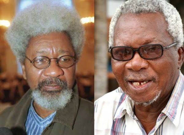 Song of a goat pepper-soup (for JP Clark) - Wole Soyinka