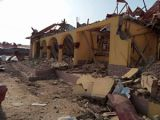 Buildings destroyed, 20 wounded as explosion rocks Akure