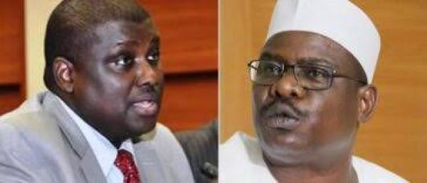 Ndume remanded in prison over inability to produce Maina in court