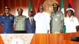 Why service chiefs won't go anytime soon - Presidency