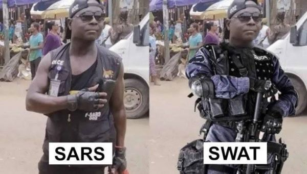 No SARS official will be allowed to join SWAT – Police